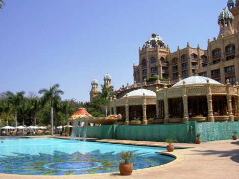 Lost Palace Pool, Sun City, South Africa